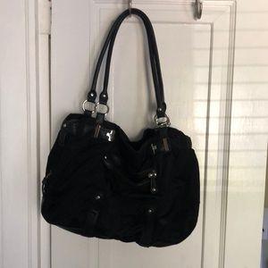 Black Etienne Aigner bag